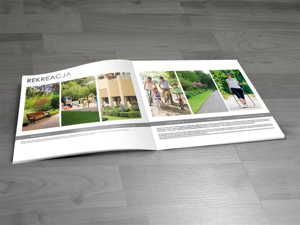 Katalog mieszkaniowy dla Margo