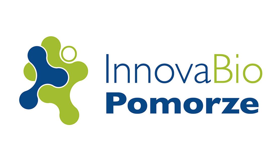 Logo InnovaBio Pomorze