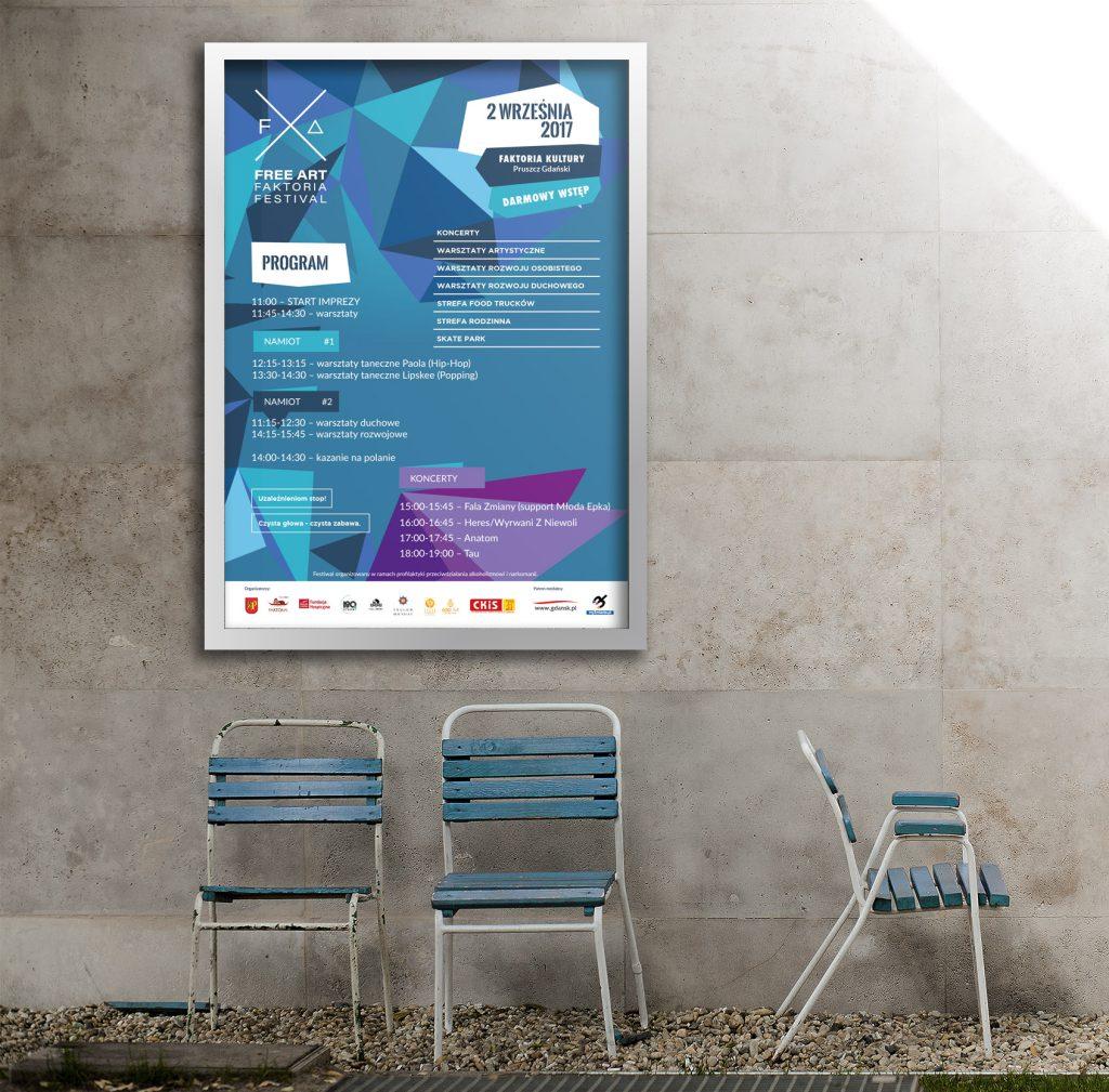 plakat free art2017