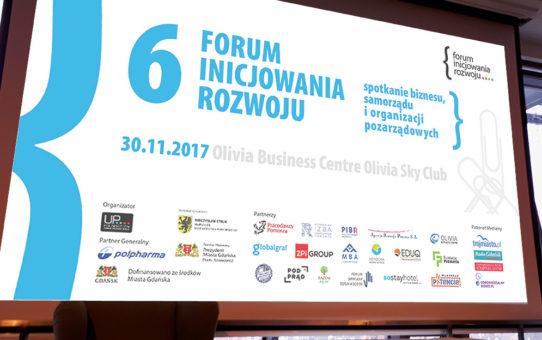 Projekt slajdu na 6 Forum Inicjowania Rozwoju