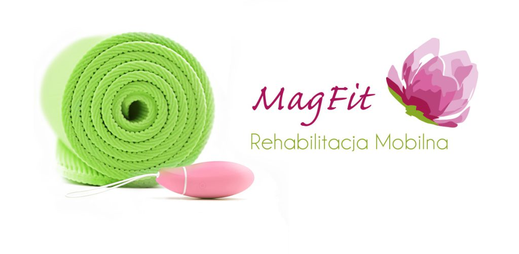 Logo MagFit Rehabilitacja Mobilna