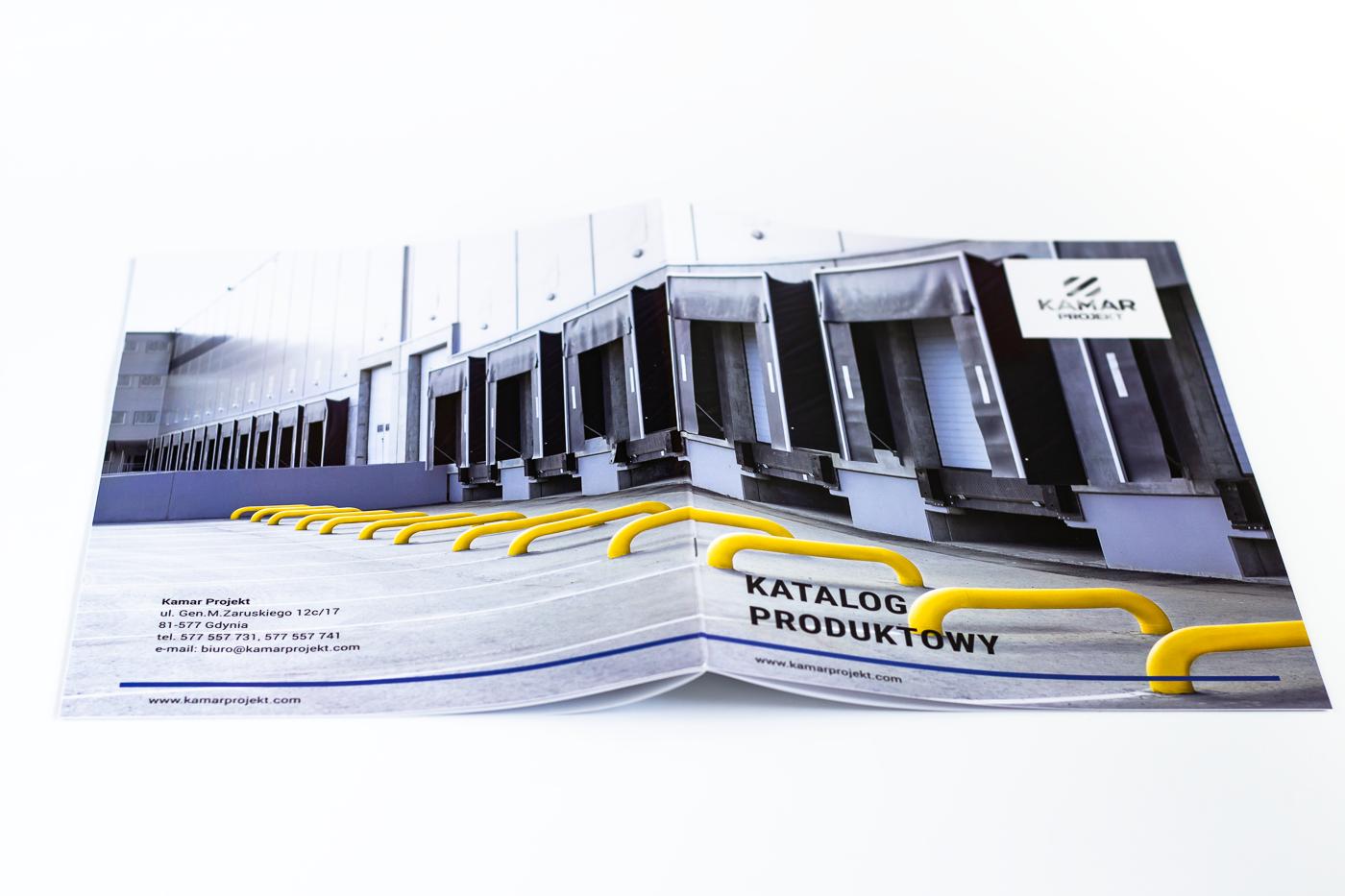 katalog produktowy okładka