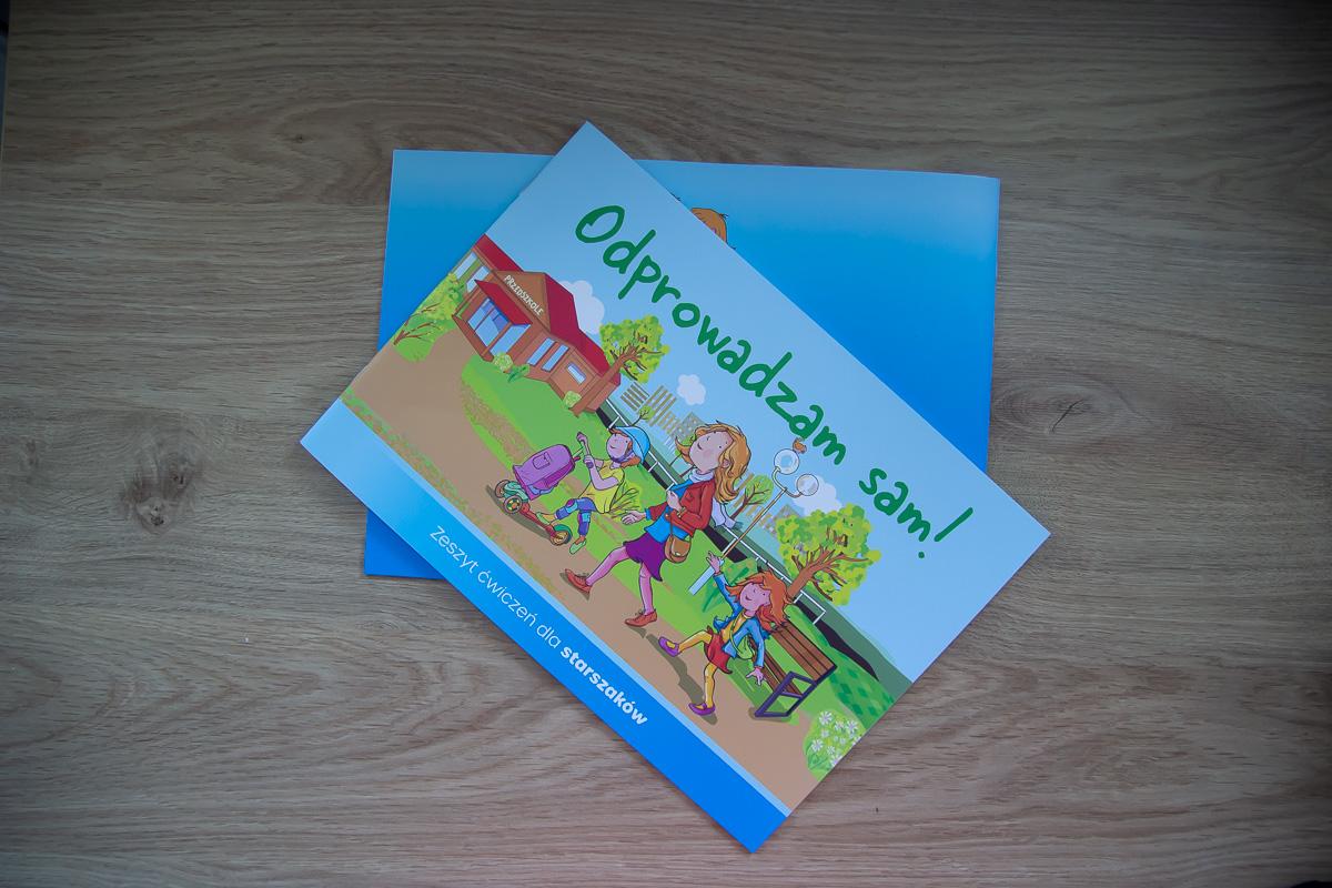 książeczka dla dzieci Rowerowy Maj