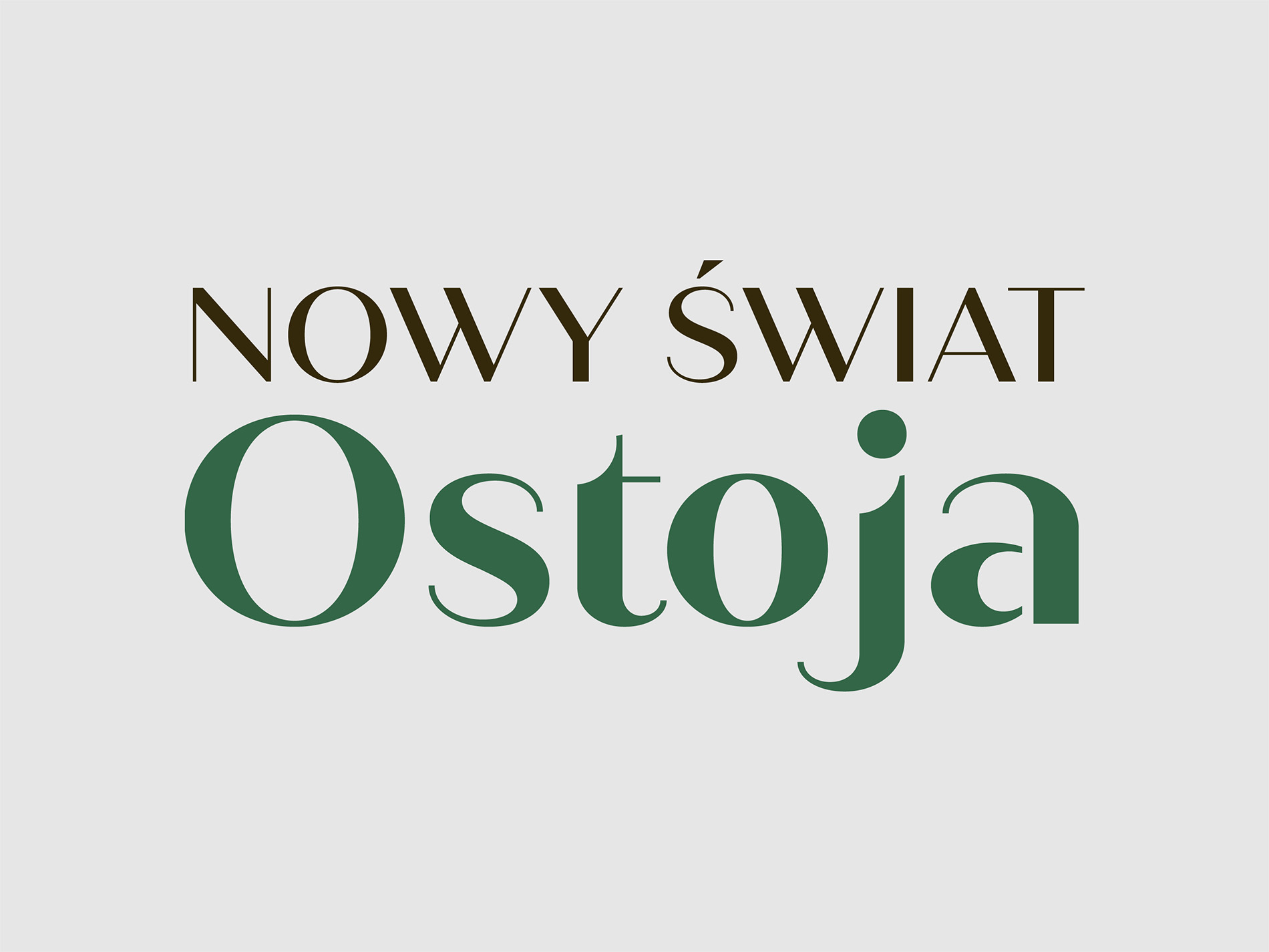 logo nowej inwestycji deweloperskiej
